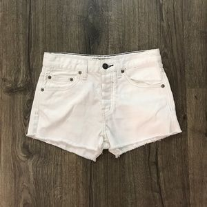 FREE PEOPLE | jean shorts